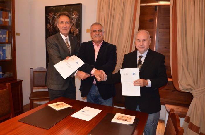 Firma Convenio RMCM Granadilla