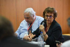 Intervención de Catarina Vaz, Concejal de Cultura y RRII de Lisboa