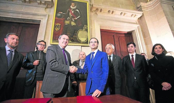 Convenio Sanlúcar Sevilla